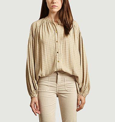 Chemise à carreaux Calum