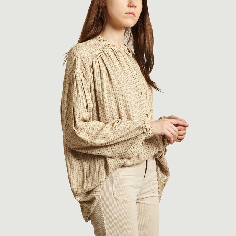 Chemise à carreaux Calum - Swildens