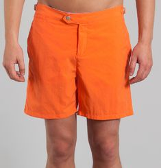 Solid Ipa Swim Shorts