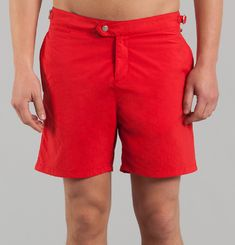 Solid Copa Swim Shorts