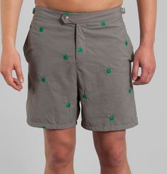 Leaves Ipa Swim Shorts