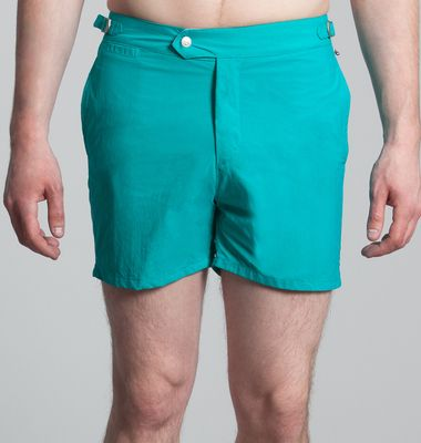 Maillot Solid Color