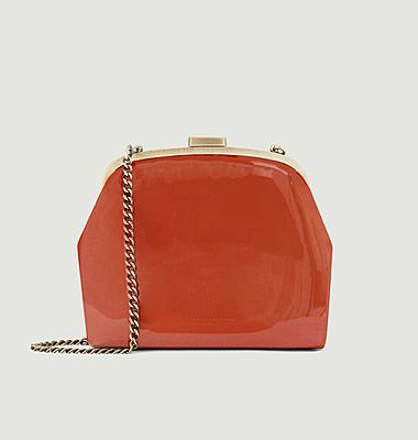 Emma patent leather bag