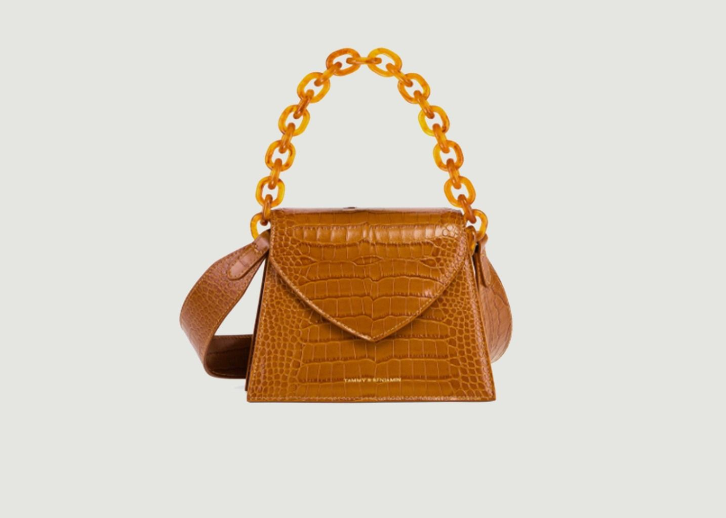 Gabrielle leather bag - Tammy & Benjamin