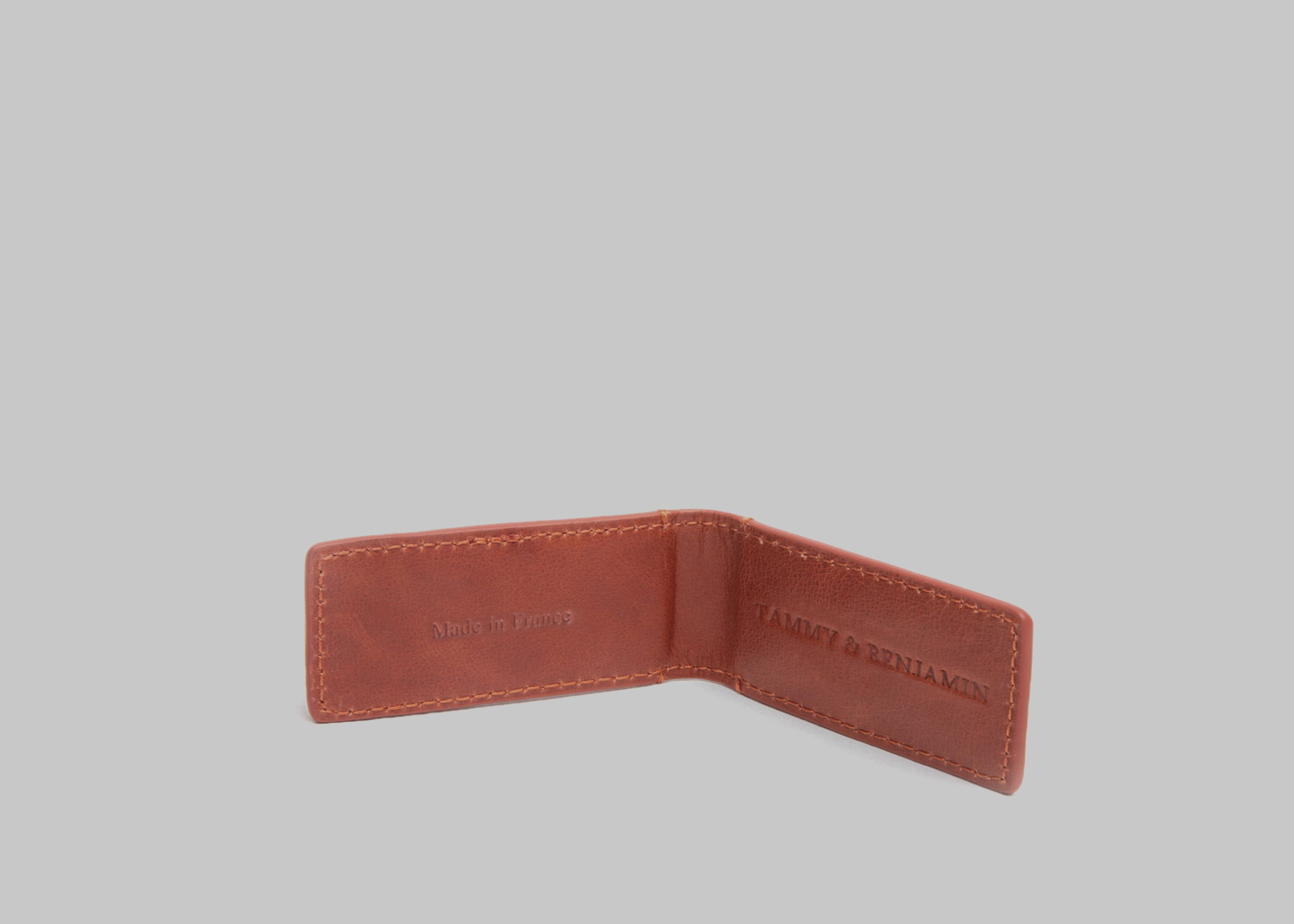 Lusso Money Clip - Tammy & Benjamin