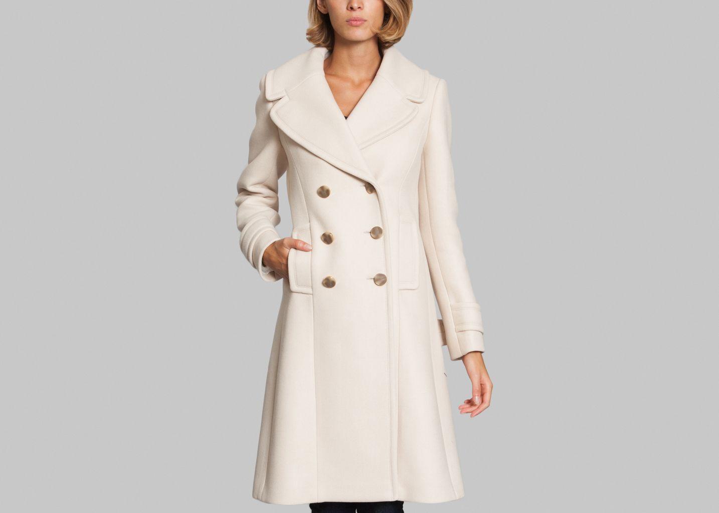 30f48572ca Elegance Coat BeigeTara Jarmon