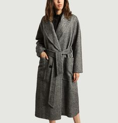 Herringbone Coat