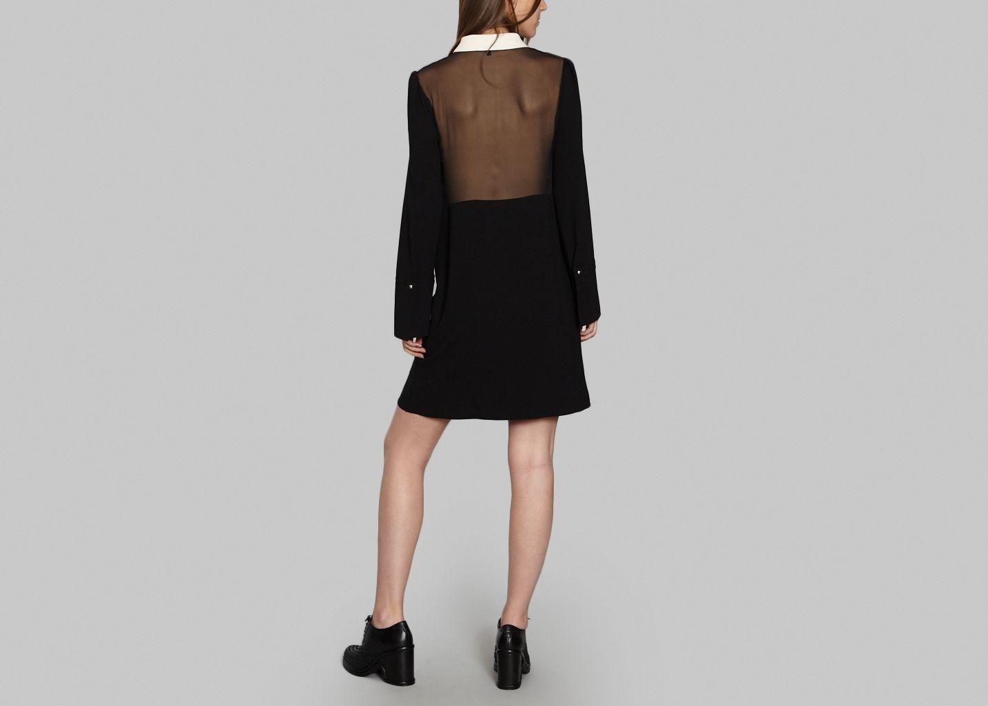 Robe Contrastante - Tara Jarmon