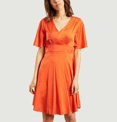 Silk Fashioned Dress