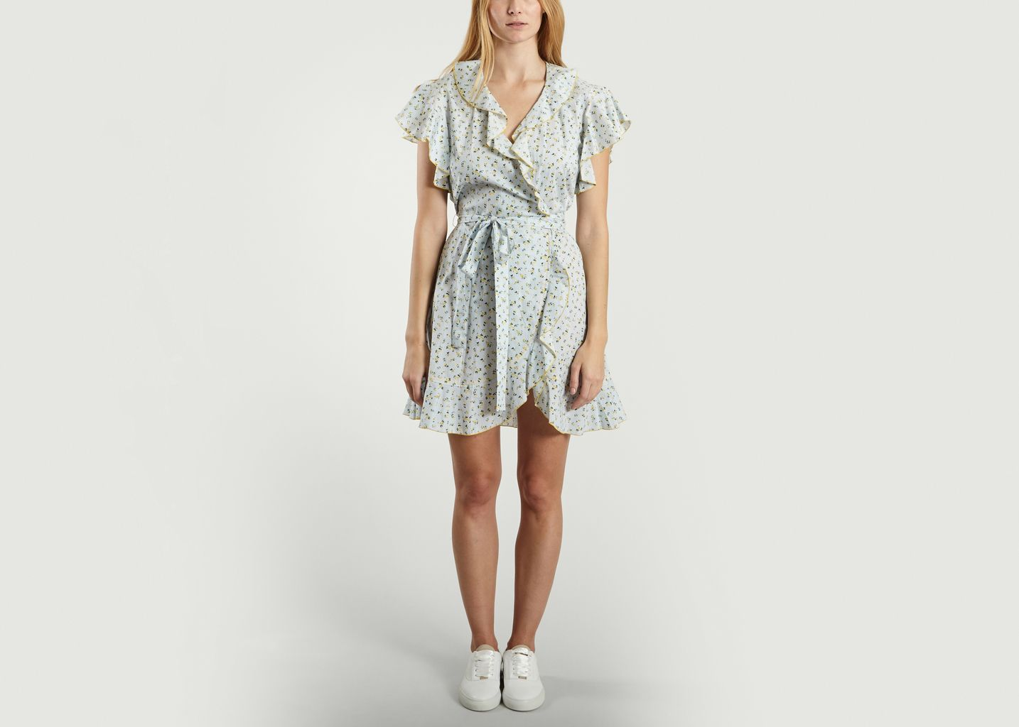 Ruffle Dress - Tara Jarmon