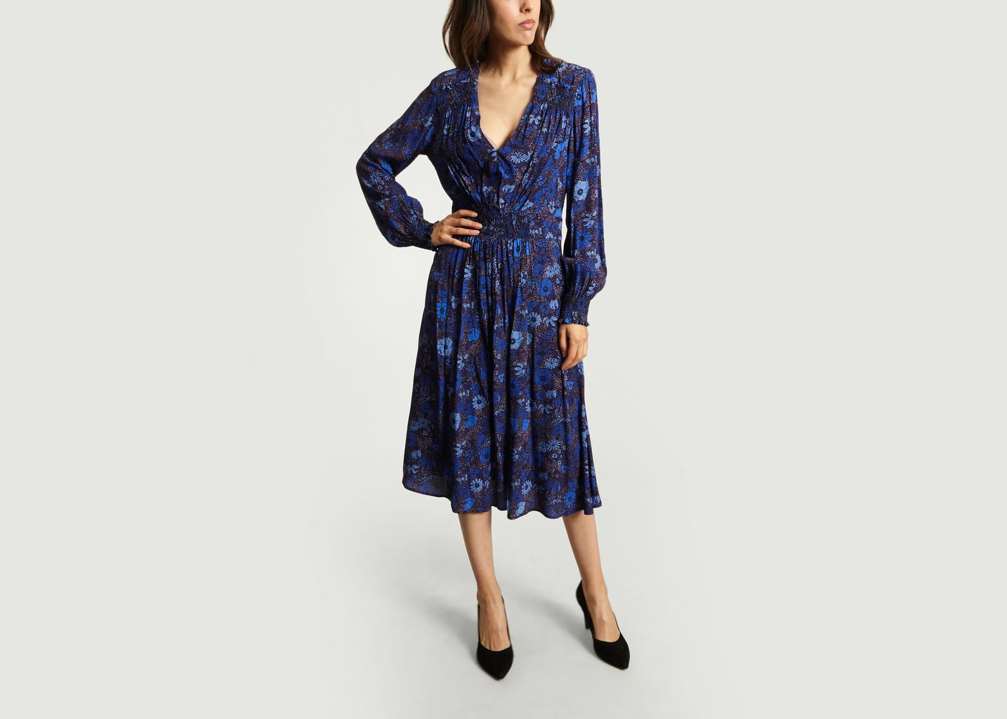Robe Imprimée Fleurie - Tara Jarmon