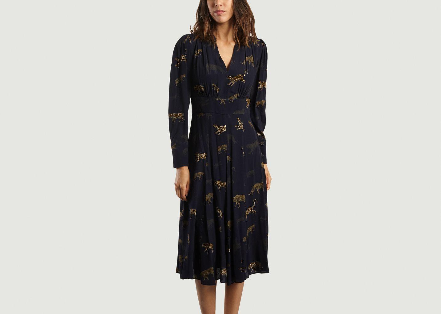 Robe Imprimé Léopard - Tara Jarmon