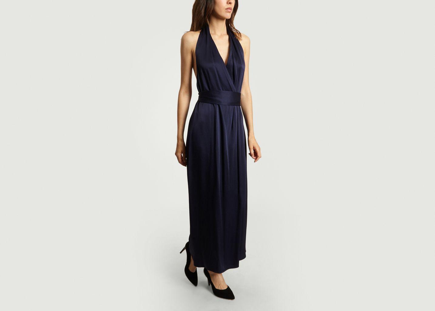 Scoop Back Maxi Dress - Tara Jarmon