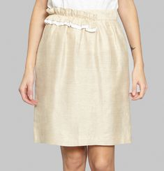 La Voyageuse Skirt