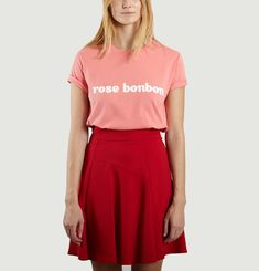Rose Bonbon T-shirt