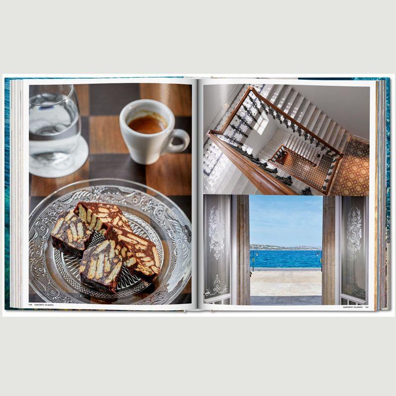 Livre Great Escapes: Greece. The Hotel Book - Taschen