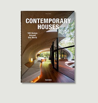 Book Contemporary Houses. 100 Homes Around the World