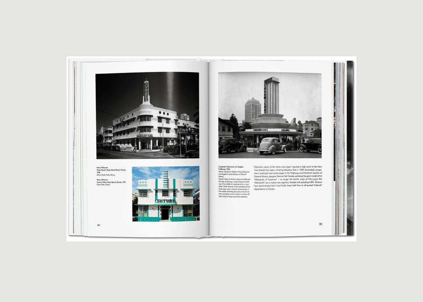 Livre L'Architecture du XXe siècle  - Taschen