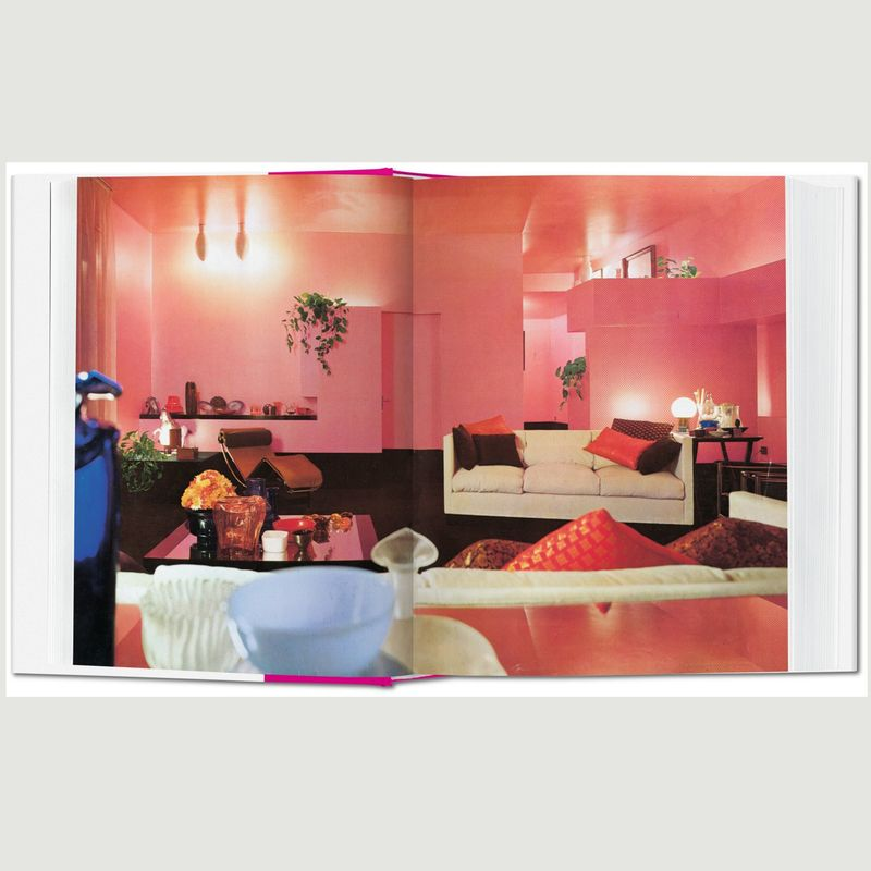 Livre Decorative Art 1960s - Taschen