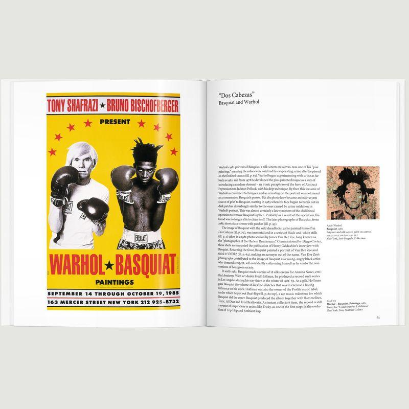 Livre Jean-Michel Basquiat - Taschen