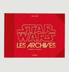 Star Wars Archives Taschen