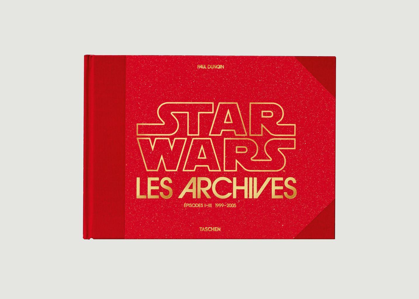 Livre Les Archives Star Wars. 1999–2005 - Taschen