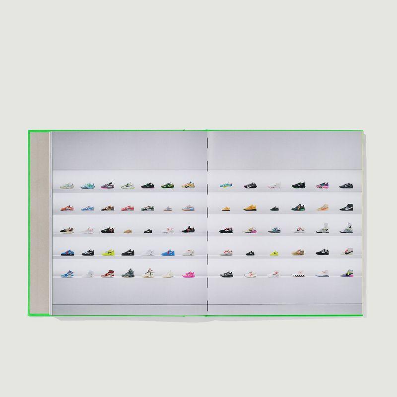 Livre Virgil Abloh. Nike. ICONS - Taschen