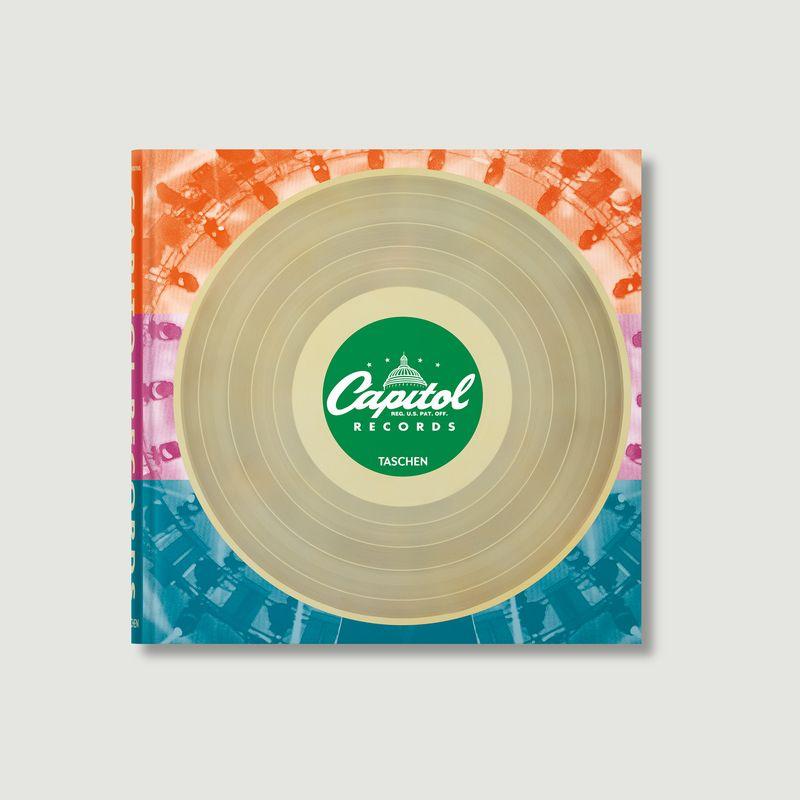 Livre Capitol Records - Taschen