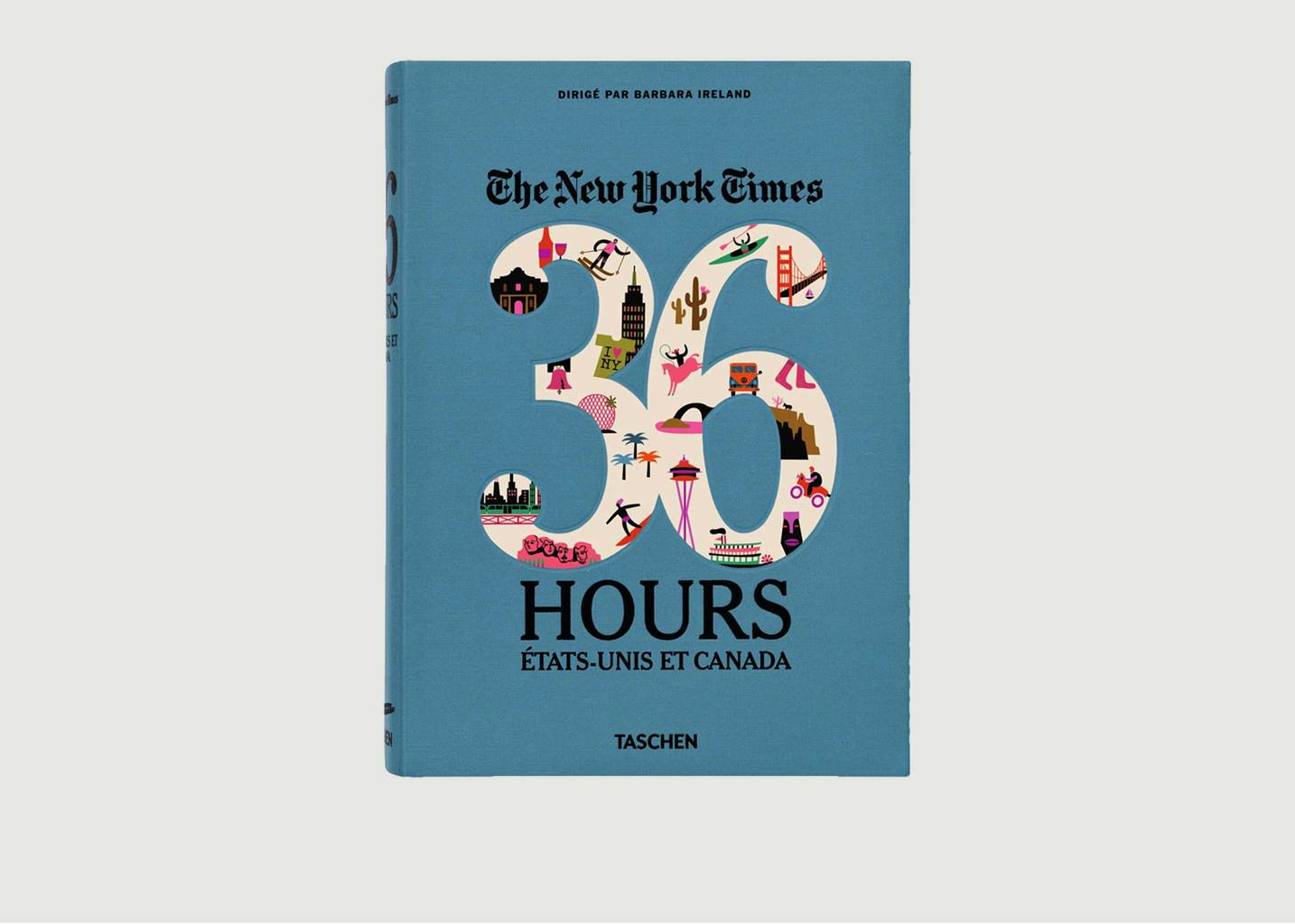 36 Hours USA & Canada - Taschen