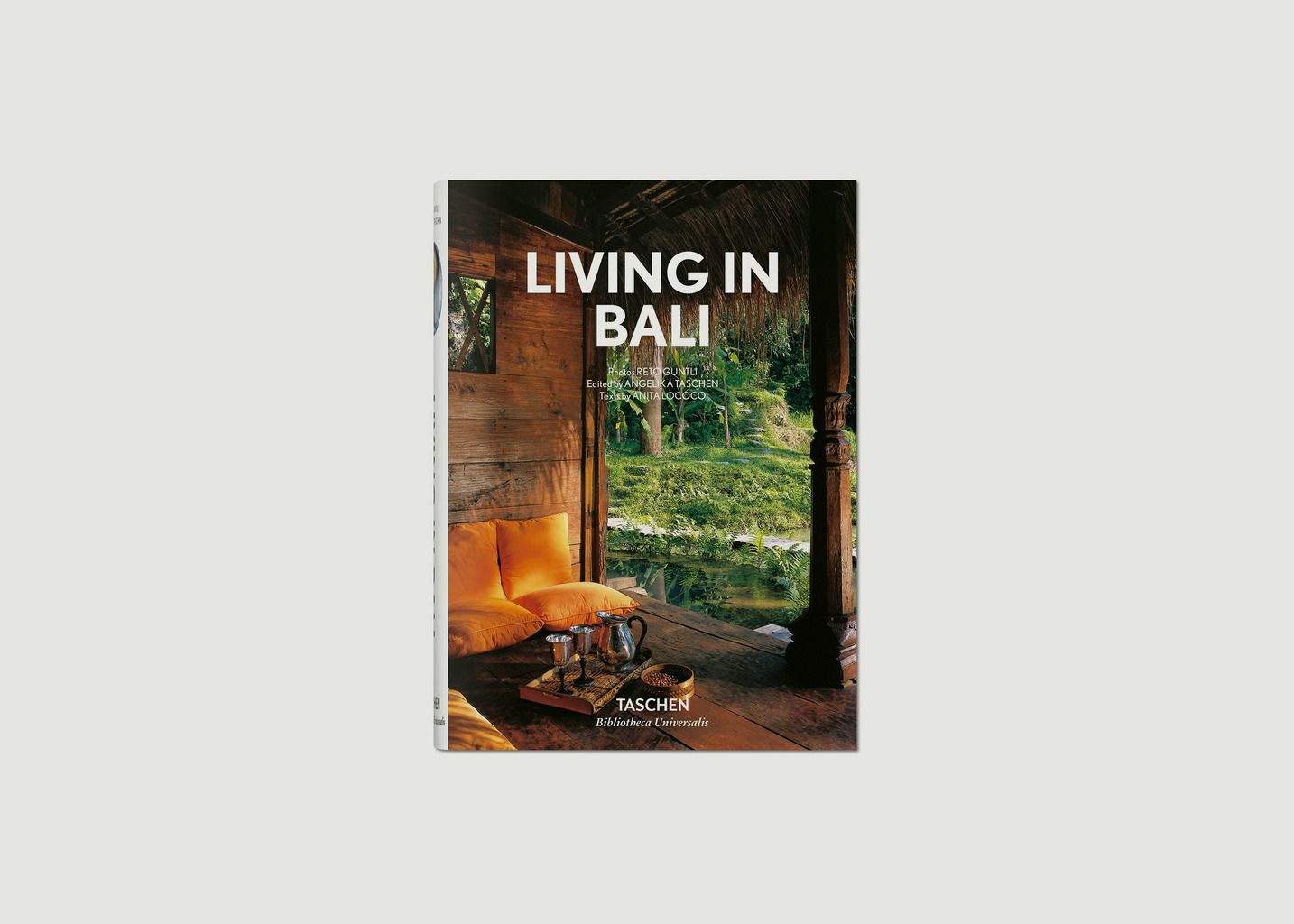 Livre Living in Bali - Taschen