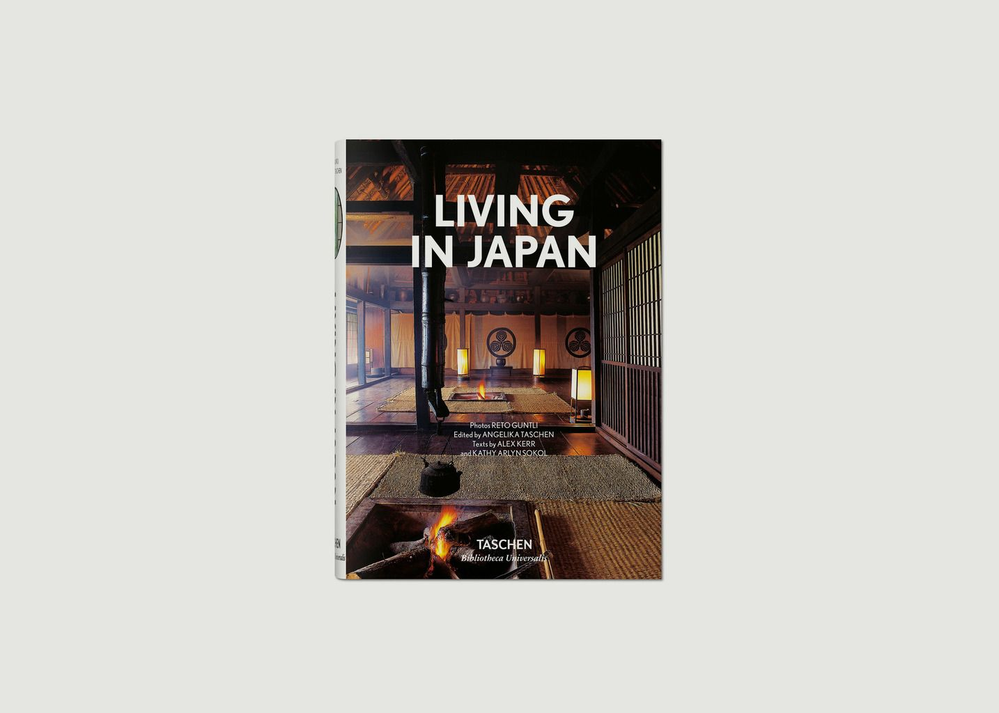 Livre Living in Japan - Taschen