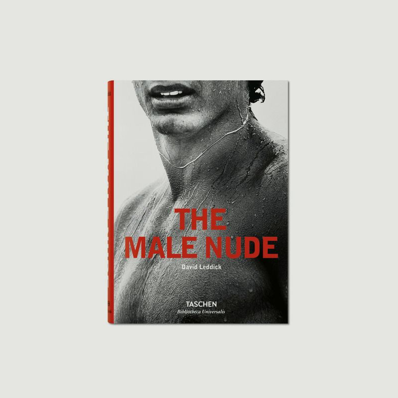 Livre The Male Nude - Taschen