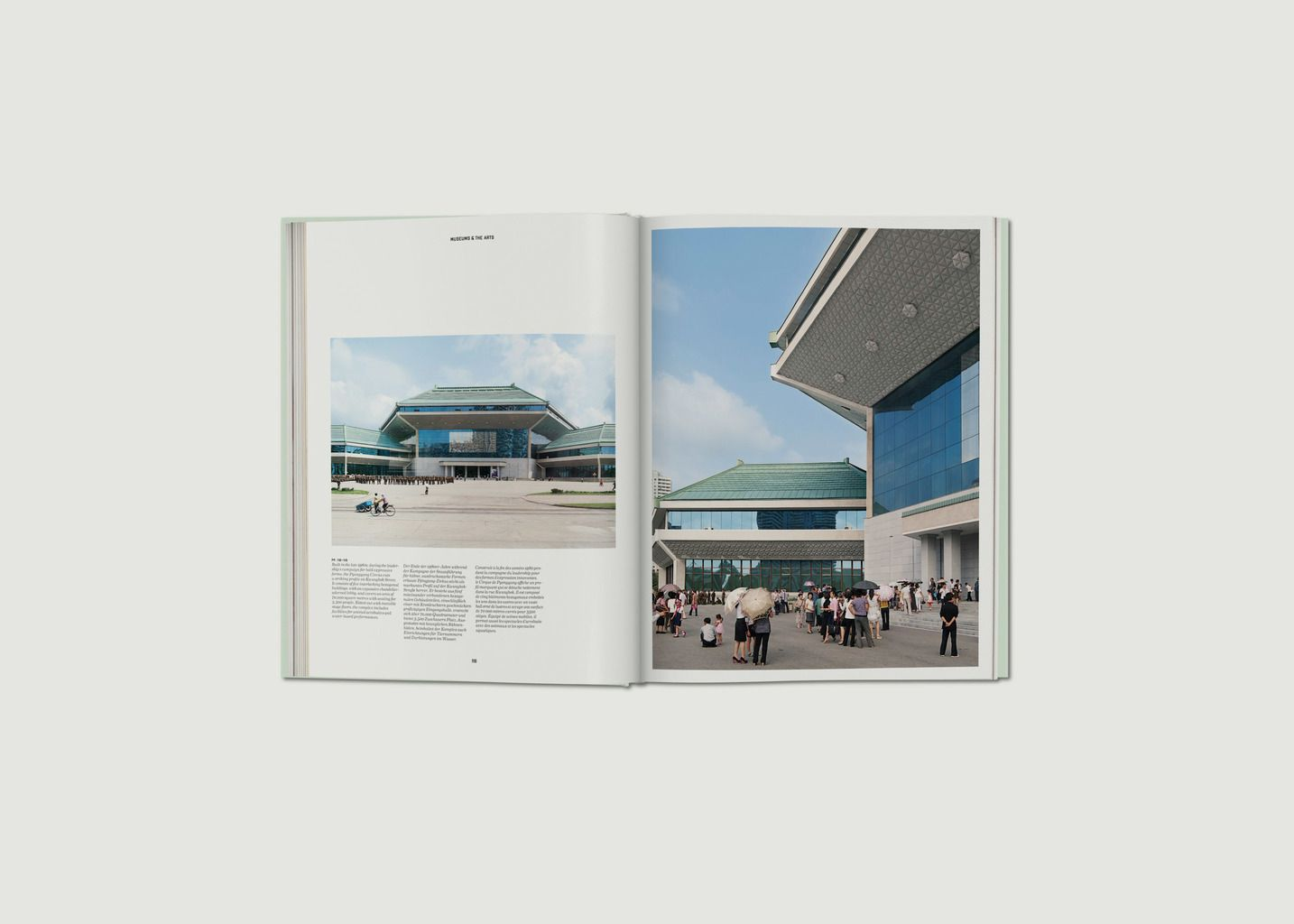 Livre Inside North Korea - Taschen