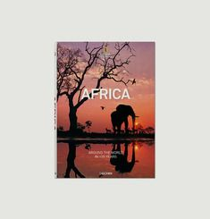 National Geographic. Around the World in 125 years - Africa