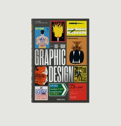 1960 - Today, A History of Graphic Design. Vol 2.