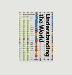 Livre Understanding the World. The Atlas of Infographics