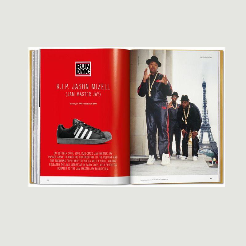 Livre Sneaker Freaker. The Ultimate Sneaker Book - Taschen