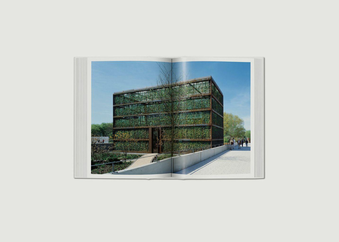 Livre Bâtiments Verts - Taschen