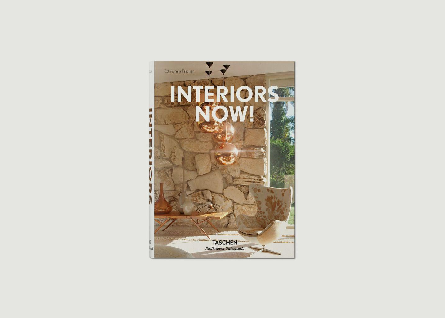 Livre Interior Now ! Trilingue - Taschen