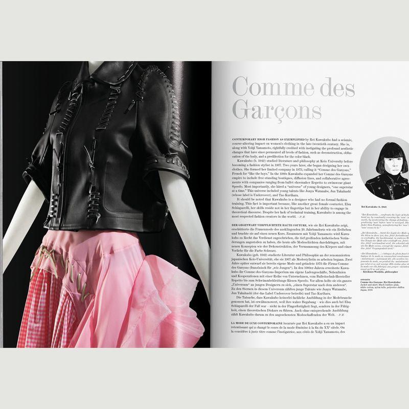 Fashion Designers AZ - Taschen
