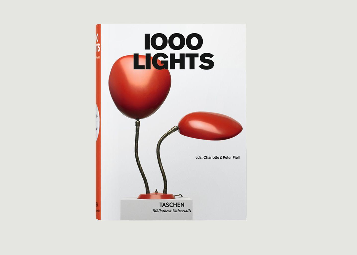 1000 Lights HC - Taschen