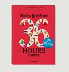 36 Hours Europe Second Edition