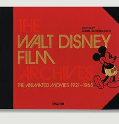 Disney Archives, Movies 1