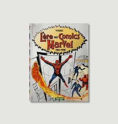 L'ère des Comics Marvel 1961–1978