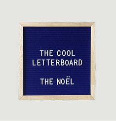The Noel Letter Boar