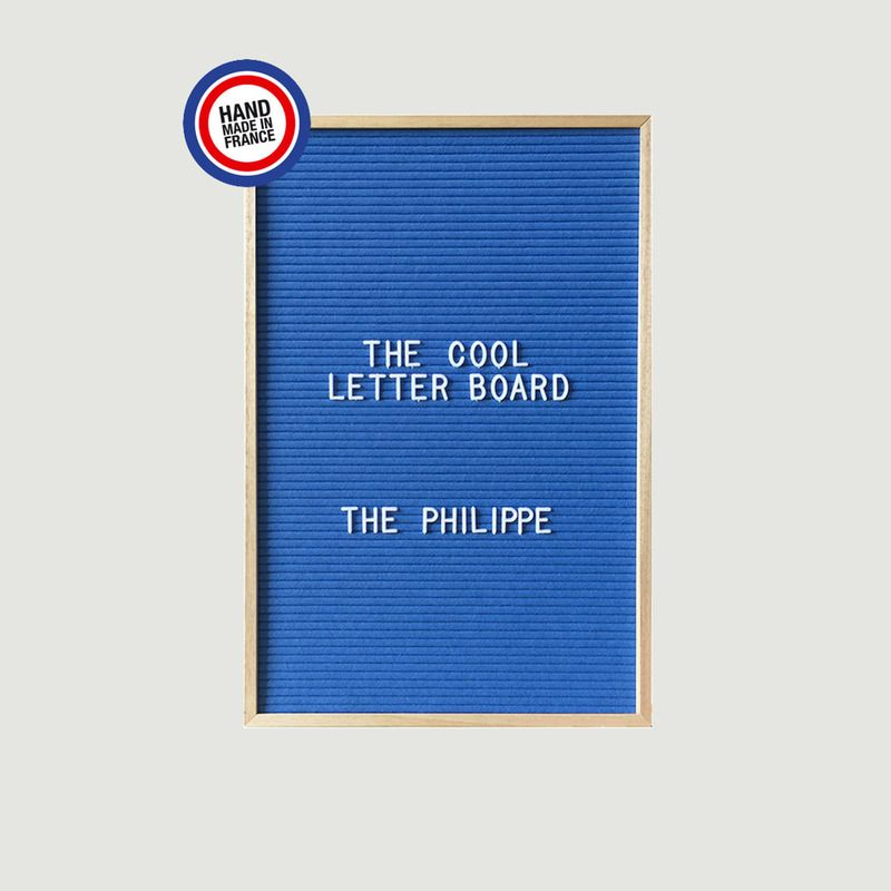 Letter Board The Philippe  - The Cool Company