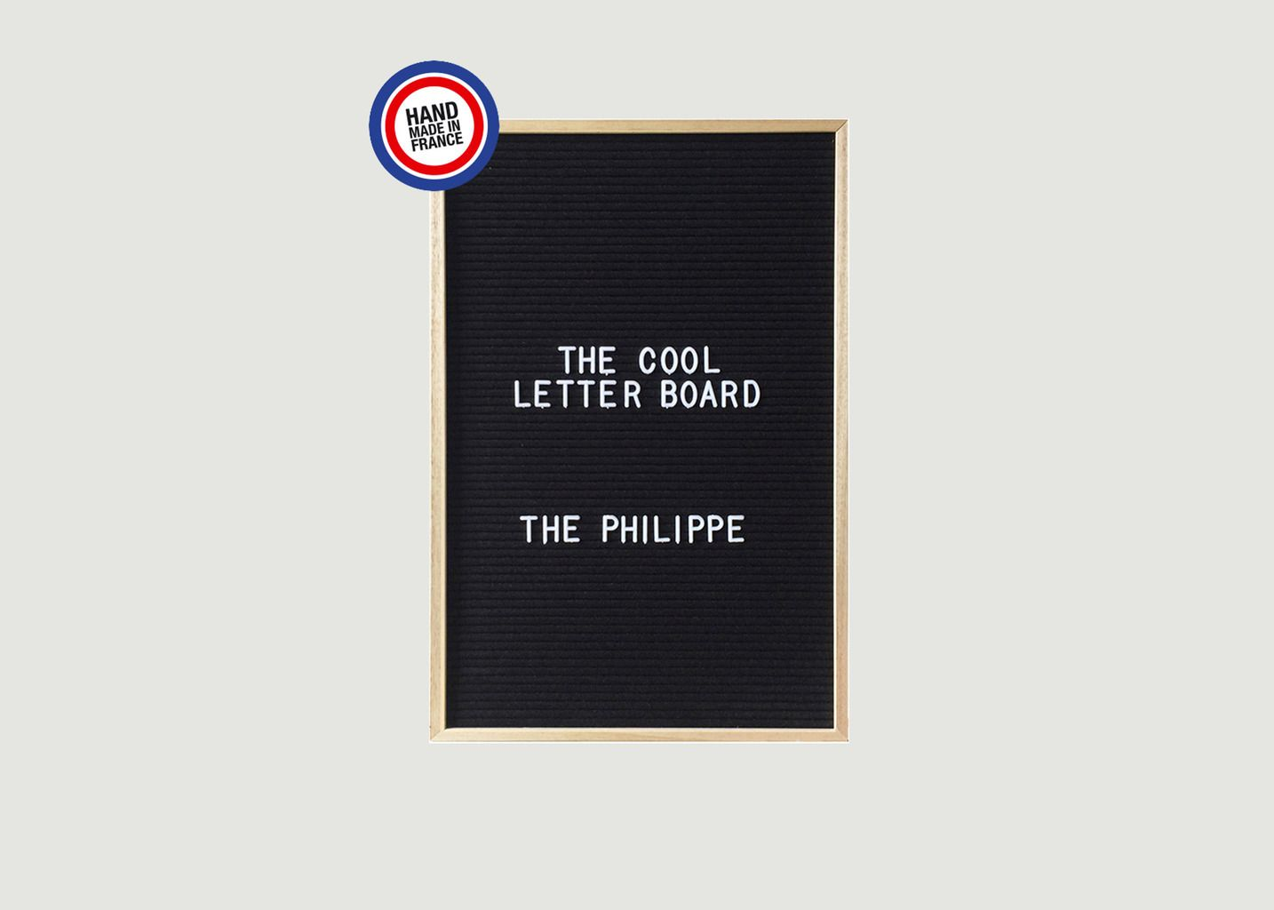 Letter Board The Bernard  - The Cool Company