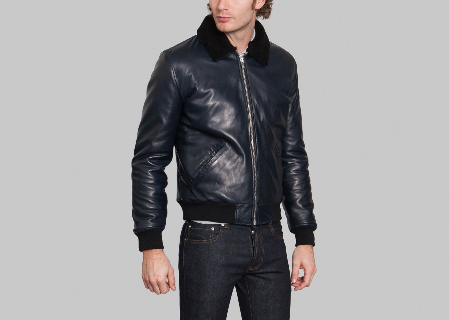 Blouson Aviator - The Faraday Project