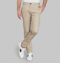 Light Chinos