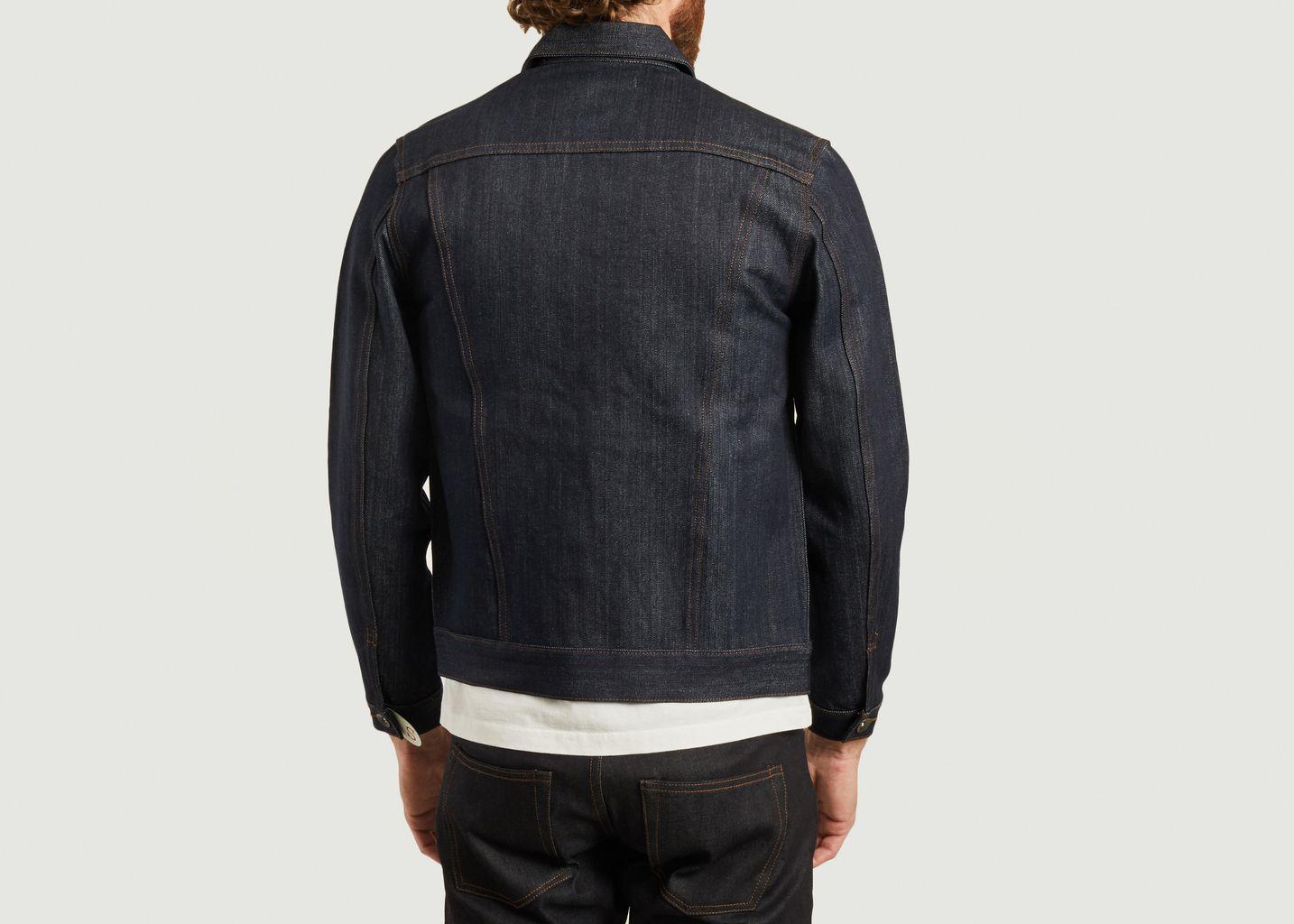 Veste en Jean 14,5 Oz - The Unbranded Brand
